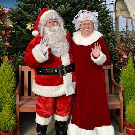 Mr and Ms Clause